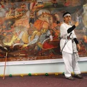 برگزاری کارگاه «پردهخوانی رضوی» در مشهد