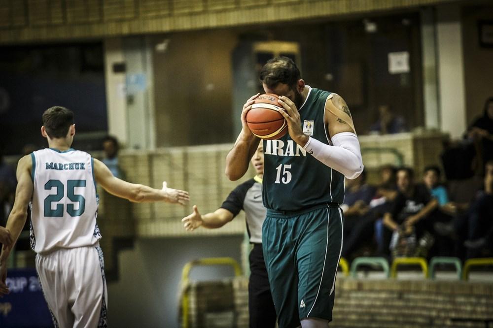آتش زیرخاکستر تیم ملی بسکتبال