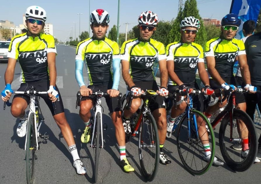دعوت چهار دوچرخه سوار سپاهان به اردوی تیم ملی
