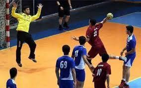 مصاف هندبال نفت وگاز گچساران و مس کرمان در لیگ برتر فردا در دوگنبدان