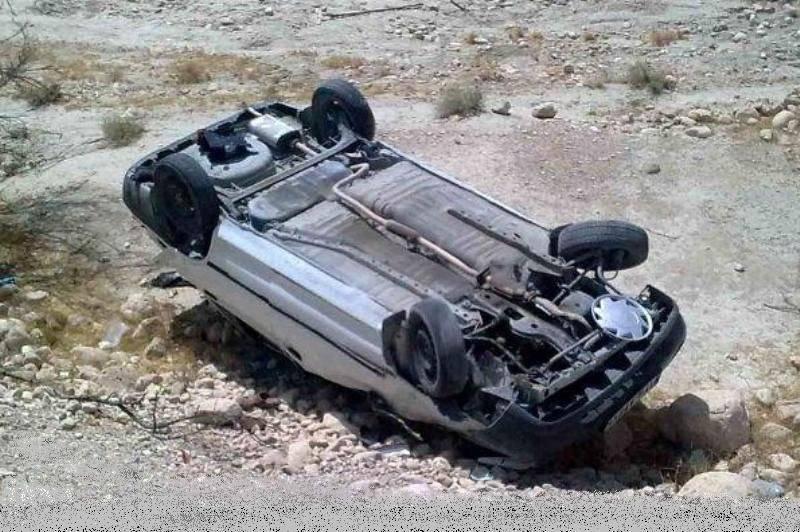دو تصادف و ۱۲ زخمی در فارس