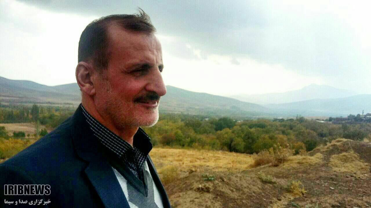 Image result for سیدحسین حسینی جانباز 70 درصد استان همدان