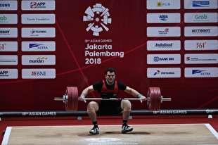 رقابتهای جهانی وزنهبرداری ترکمنستان؛ براری در یکضرب ششم شد