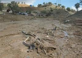 خسارت 3 میلیارد ریالی به جاده های عشایری اندیکا