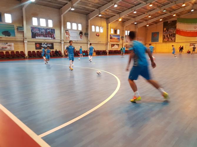 فدراسیون فوتبال اعلام کرد حضور دو بازیکن اصفهانی در اردوی آمادهسازی تیم ملی فوتسال