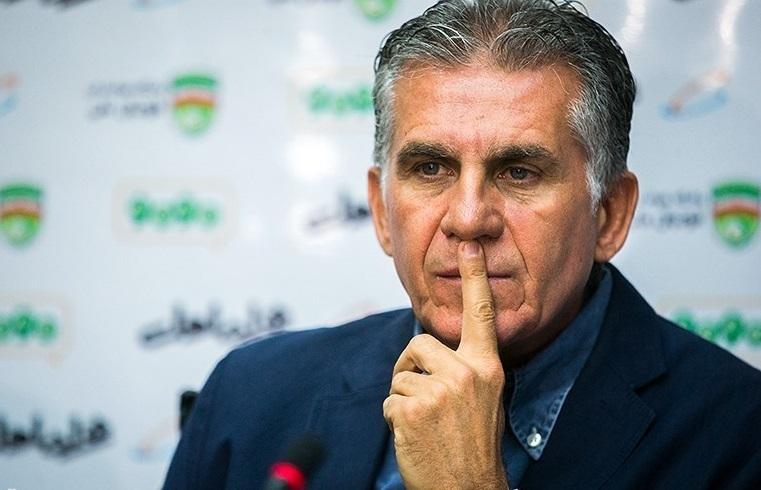Carlos Queiroz Boycott