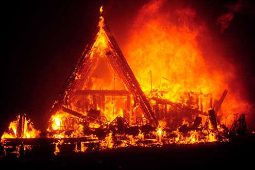 جهنم واقعی در شهر پارادایس آمریکا
