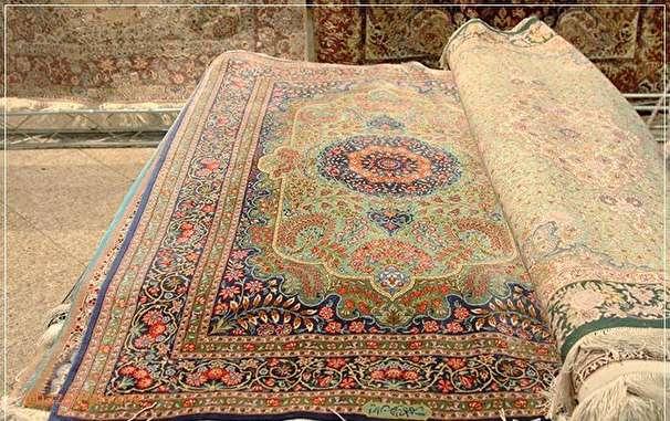 صادرات 80 درصد فرش دستباف ایران