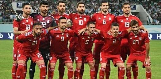تیم ملی فوتبال به قطر میرود