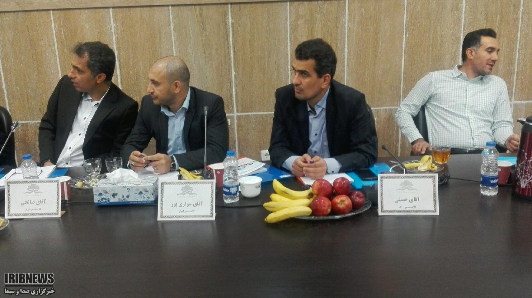 زاهدان میزبان مدیران ورزشی شهرداری کلانشهرهای کشور