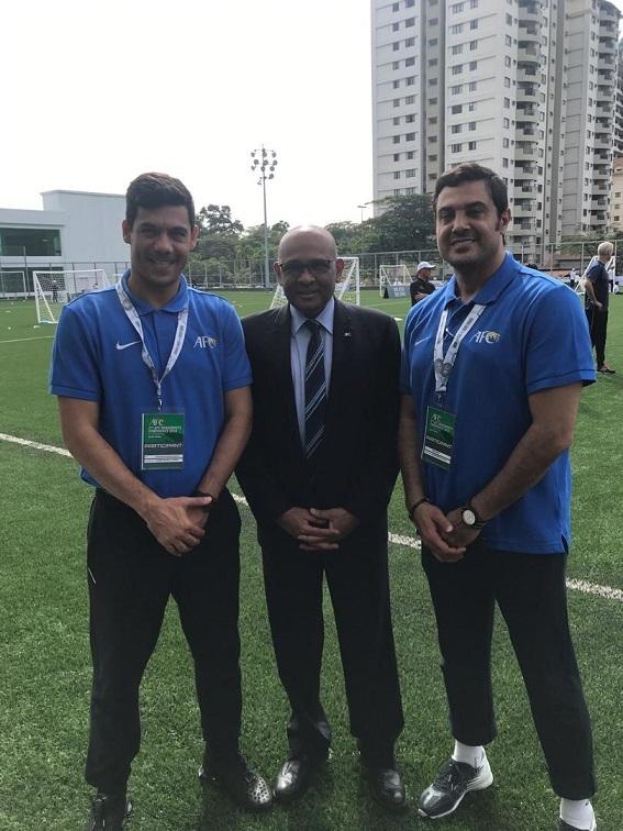 به میزبانی مالزی؛ -پایان دومین دوره کنفرانس فوتبال پایه گرستروز