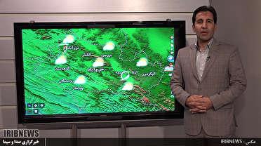 جوی آرام تا اواسط هفته در استان همراه با کاهش دمای شبانه