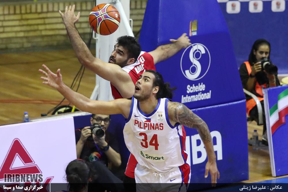 ایران امیدوار به شکست فیلیپین در راه جام جهانی