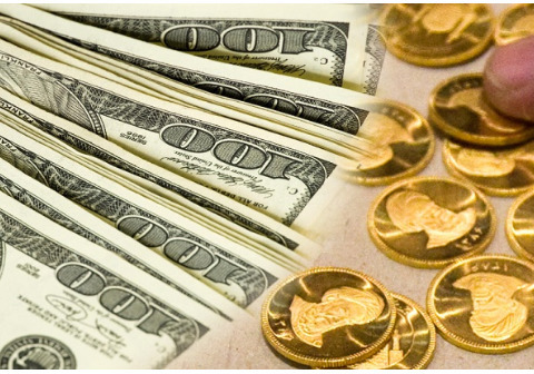 ثبات قیمت در بازار طلا و سکه