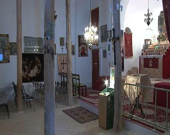 کلیسای استپانوس بنایی ماندگار از دوران صفویه