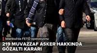 حکم بازداشت 219 تن از نظامیان ترکیه صادر شد