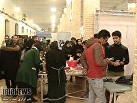 نوزدهمین نمایشگاه دستاوردهای پژوهشی زنجان بکار خود پایان داد