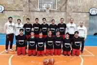 پایان مرحله نخست لیگ بسکتبال نوجوانان کشور در شاهرود