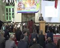 جشن زکات در روستای امزاجرد