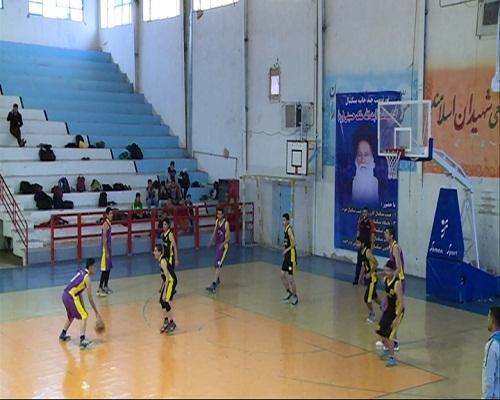یاسوج میزبان لیگ بسکتبال جوانان باشگاههای کشور