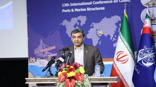 ظرفیت بالای ساحلی و بندری ایران با ۵۸۰۰ کیلومتر خط ساحلی