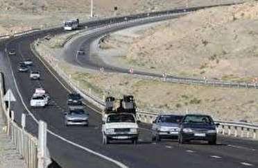 پلیسراه خراسانجنوبی ترافیک نیمهسنگین در محورهای خراسانجنوبی