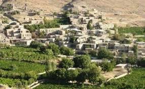 هزاوه روستای هدف گردشگری