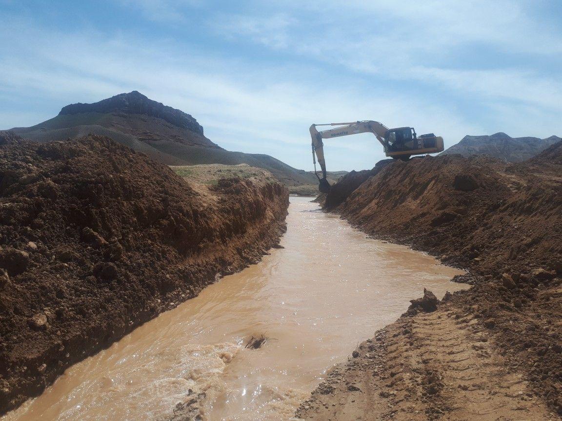 خسارت 52 میلیارد ریالی سیل به بخش کشاورزی شهرستان خواف