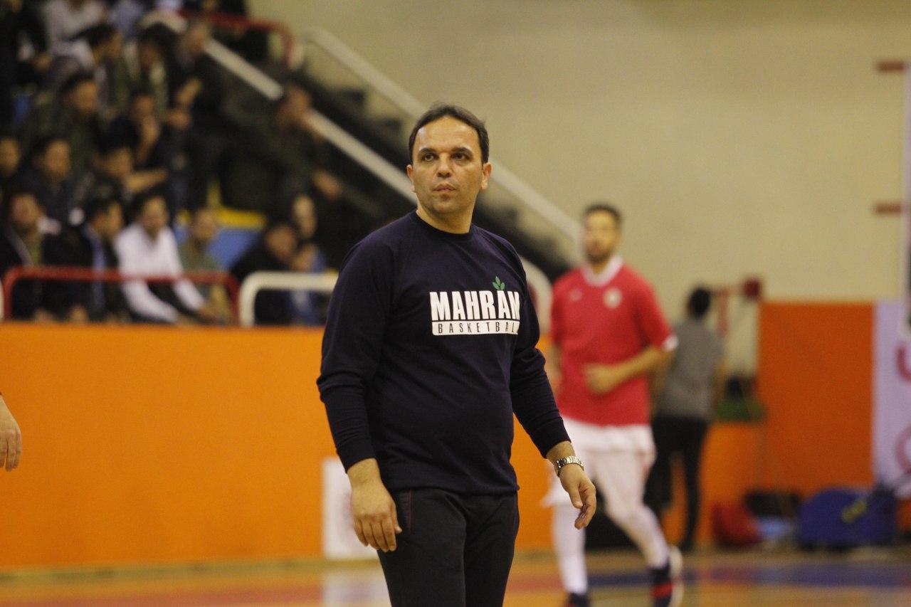 حل مشکل تخلفات آموزش و کارتهای مربیگری بسکتبال