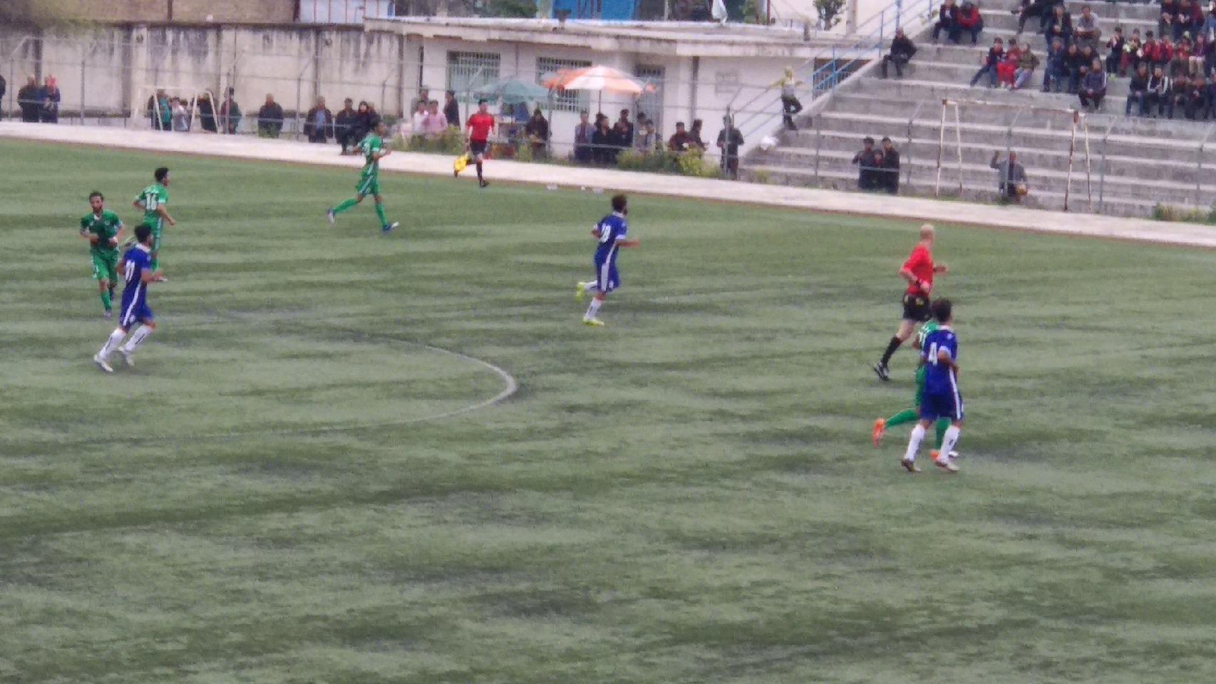 یک برد و یک باخت تیم های گیلانی در لیگ دسته دوم فوتبال کشور