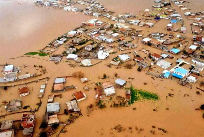 بیانیه اتحادیه انجمنهای علوم آب در خصوص سیلاب - 0