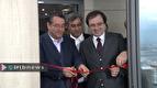افتتاح مرکز تجاری ایران در باکو