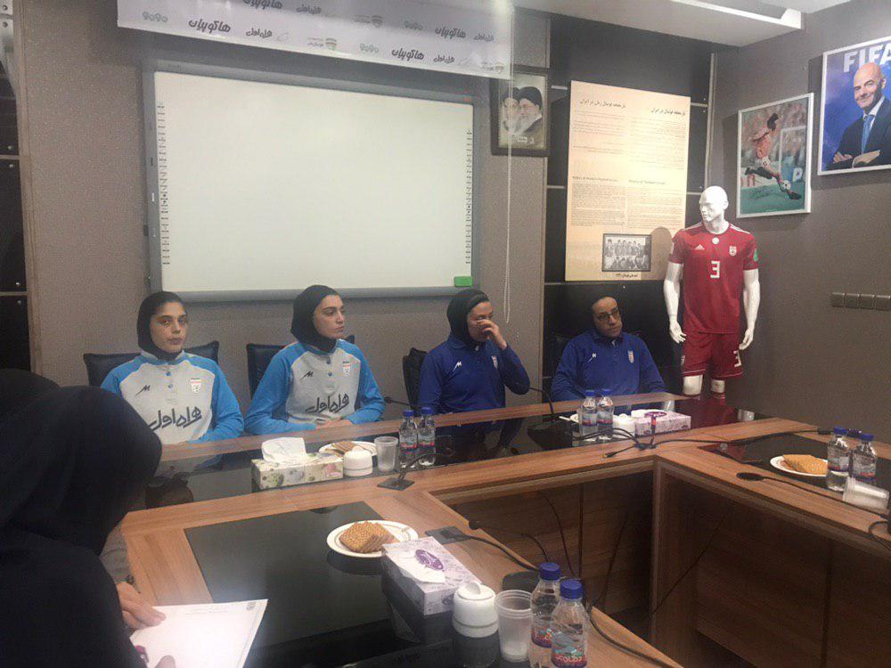 آمادگی دختران جوان فوتبال ایران برای آسیا - 0