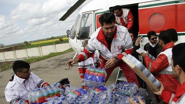 اعلام شماره حساب هلال احمر برای سیل زدگان