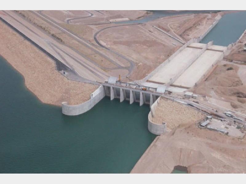 خبر تکاندهنده درباره بحران بیآبی در خوزستان/ کاهش 74 درصدی ورودی آب سد کرخه