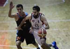 خوزستان میزبان حساس ترین بازیهای لیگ برتر بسکتبال