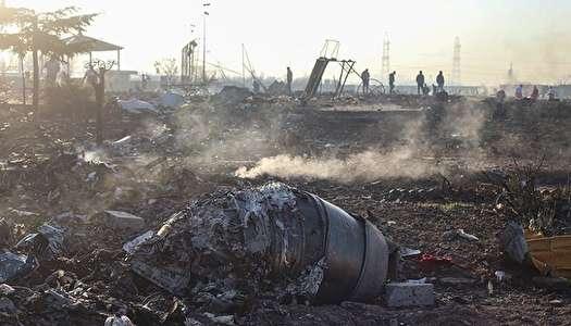 اختلال در ارسال سیگنال هواپیمای اوکراینی