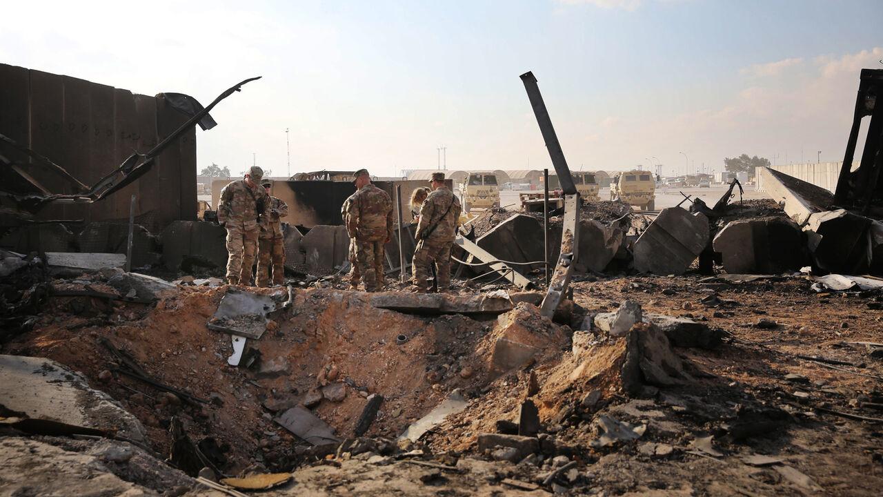 شمار تلفات حمله ایران به عین الاسد در حال افزایش است!