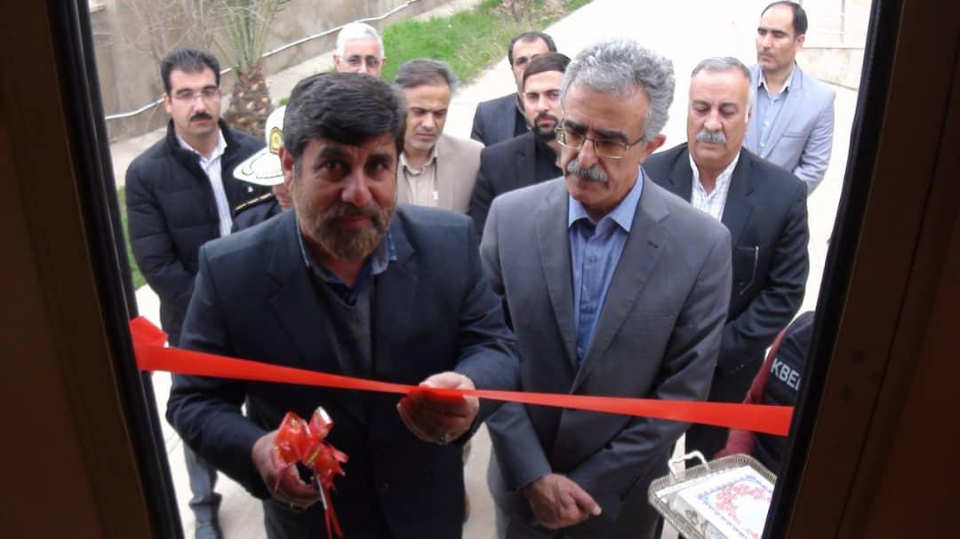 افتتاح ایستگاه سنجش آلودگی هوا در قصرشیرین