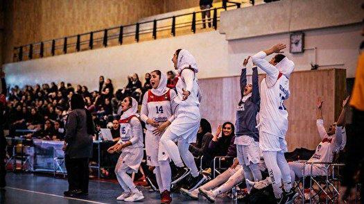 گروه بهمن در نیمه راه قهرمانی