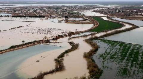 تایید بیش از 98 درصد پرونده های خسارت های سیل خوزستان