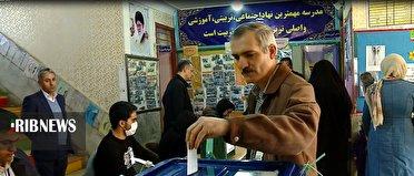 تمدید زمان برگزاری انتخابات در کردستان