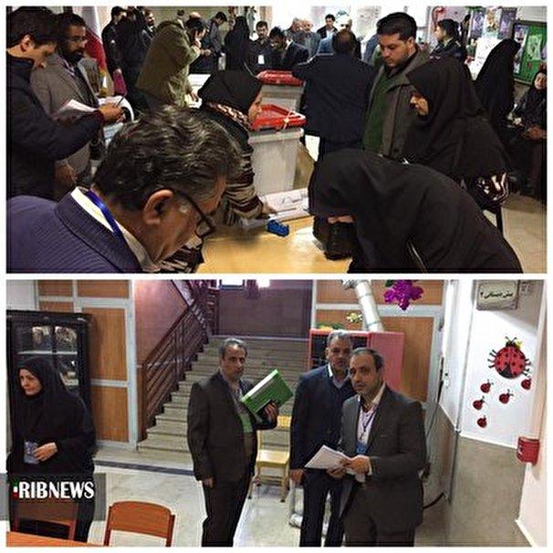 پایان اخذ رای دربرخی از شهرستانهای استان تهران