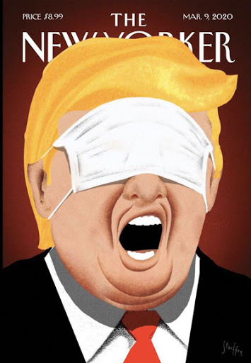 بی اطلاعی ترامپ از خطر ناشی از ابتلا به کرونا