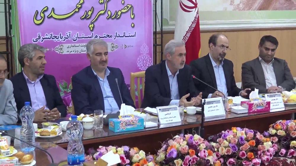 تشکیل مجمع مشورتی حلال مشکلات آذربایجان شرقی