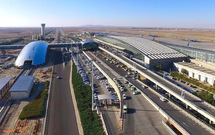 جابجایی هفت میلیون مسافر در فرودگاه امام خمینی