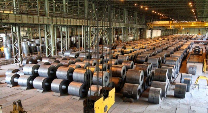 دست واسطه ها را از صادرات مقاطع طویل فولادی قطع می کنیم