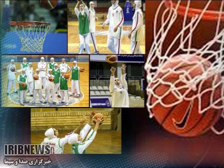 بسکتبالیست زنجانی در اردوی تیم ملی