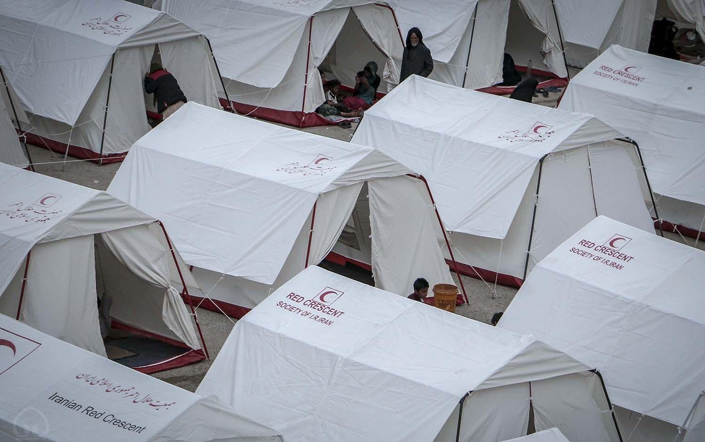 852 سیل زده همچنان در اردوگاهها