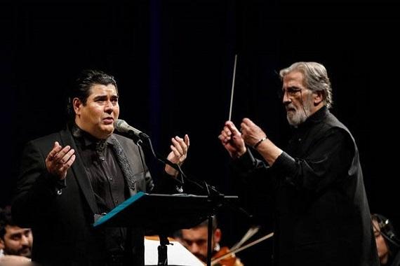 برگزاری ارکستر ملی ایران در کرمان - 0